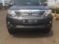 Jual mobil Toyota Fortuner G  Luxury 2011