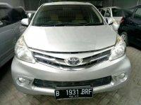 Jual mobil Toyota Avanza Type G Luxury tahun 2013