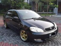 Toyota Corolla Altis G 2002 Hitam Plat AB