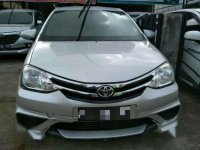Jual mobil Toyota Etios 2015