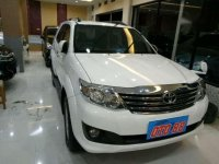 Toyota New Fortuner G 2011