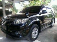 Jual mobil Toyota Fortuner TRD Diesel AT 2012