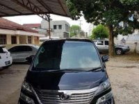 Jual mobil Toyota Vellfire Z AT Tahun 2011 Automatic
