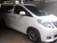 Jual mobil Toyota Alphard G AT Tahun 2014 Automatic