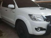 Jual Toyota Hilux V 2014