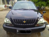 Jual mobil Toyota Harrier 300G AT Tahun 2002 Automatic