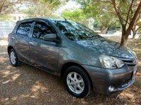 Jual mobil Toyota Etios 2014
