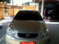 Jual Mobil Toyota Corolla Altis 2001