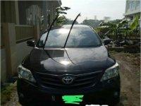 Dijual Mobil Toyota Corolla Altis E 2011 Sedan