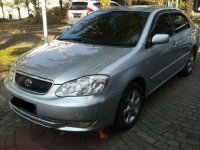 Jual Mobil Toyota Altis G Matic 2002 Silver