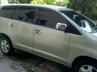 Dijual Toyota Innova V Luxury 2007