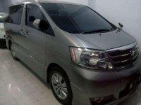 Dijual Toyota Alphard G Tahun  2005