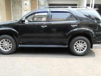 Dijual Toyota Fortuner G 2013 Automatic