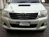 Jual Toyota Hilux E 2012 kondisi bagus