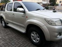 Jual mobil Toyota Hilux 2013