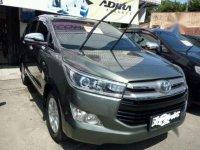 Jual Toyota Kijnag Innova Q Tahun 2016