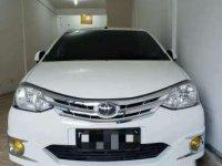 Jual mobil Toyota Etios Valco G MT Tahun 2013 Manual