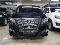 Dijual mobil Toyota Alphard G S C Package 2015 Wagon