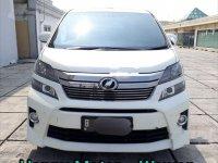 Jual Toyota Vellfire ZG 2012 Wagon terbaik
