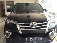 Jual Mobil Toyota Fortuner 2018