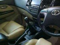 Jual mobil Toyota Fortuner G TRD 2014