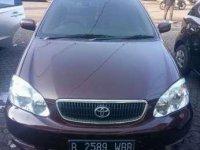 Jual Toyota Altis Tahun 2003