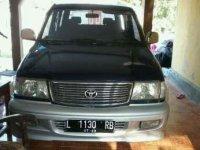 Jual Toyota Kijang Krista 2002 siap pakai
