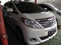 Jual mobil Toyota Alphard G G 2014 MPV