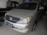 Dijual Mobil Toyota Kijang Innova 2.0E 2008