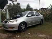 Jual murah Toyota Vios G 2005