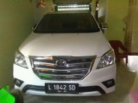 Jual Toyota Kijang Innova 1.0 G Tahun 2015