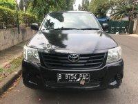 Jual cepat Toyota Hilux S 2012 kondisi bagus