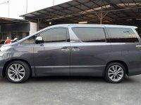 Dijual Mobil Toyota Vellfire Z 2011