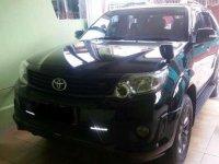 Jual Mobil Toyota Fortuner TRD G Luxury 2014