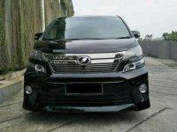 Jual Toyota Vellfire ZG 2012 istimewa