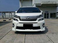 Dijual mobil Toyota Vellfire ZG 2012 Wagon