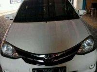 Jual murah Toyota Etios Valco E 2015