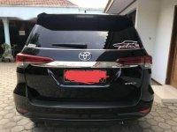 Jual Toyota Fortuner VRZ 2016 bagus