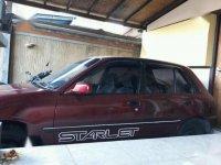 Dijual Toyota Starlet 1.3 SE 1992