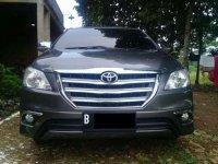 Jual Toyota Innova 2.5 G 2014
