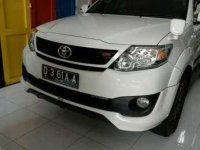 Jual mobil Toyota Fortuner G  Luxury 2014