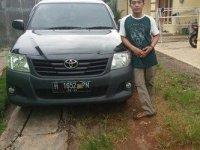 Dijual Toyota Hilux Tahun 2012