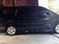 Jual Toyota Alphard ASG black 2004 mulus
