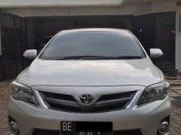 Jual Toyota Corolla Altis V 2011