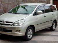 Jual mobil Toyota Kijang Innova G MT Tahun 2007 Manual