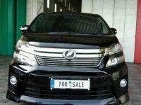 Jual Toyota Vellfire ZG 2012 kondisi bagus