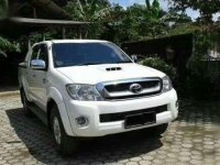 Jual murah Toyota Hilux G 2010