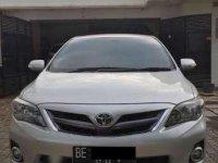 Jual mobil Toyota Corolla Altis V MT Tahun 2011 Manual