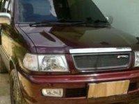 Jual mobil Toyota Kijang type SSX tahun 2001