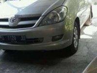 Jual mobil Toyota Kijang Innova V MT Tahun 2007 Manual